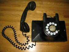 ANTIQUE ROTARY WALL PHONE