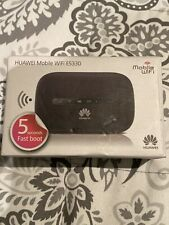 Huawei E5330Bs-2 3G Mobile WiFi Hotspot (3G in Europe, Asia, Middle East & Af...
