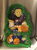 Frankenstein Vintage Candy Bowl Berman Industries