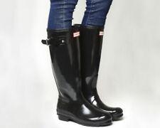Block Boots Regular Rubber for Women