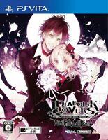 DIABOLIK LOVERS LIMITED V EDITION PS Vita Japan Import