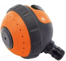 Draper 3 Pattern Spray Ball Garden Hose Attachment X 50