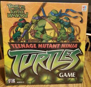 Teenage Mutant Ninja Turtles Game by Milton Bradley 2-4 players BRAND NEW SEALED