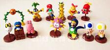 Super Mario Brothers / Super Mario Bros. Action Figure Toy Set of 13pcs Orange