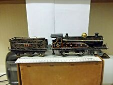 More details for hornby very early 1920's locomotive 2711-good condition-good paintwork-works ok