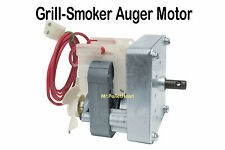 Auger Feed Drive Motor for Traeger BBQ Grill [XP7252] OEM BRN100  Fits  Longhorn