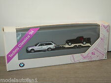 Bmw 525i Touring & 328 van Herpa/Wiking Techno Classica 1:87 in Box *9534