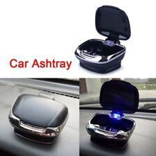 Car Auto Cigarette Lighter Ashtray Smokeless USB Charge LED Light Indicator