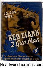 Red Clark 2 Gun Man by Gordon Young 1939