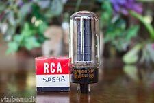 5AS4A RCA NOS NIB 1960's Rectifier Vacuum Tube Valve 5U4GB VTC