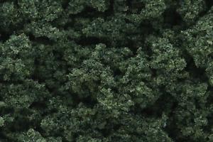 Woodland Scenics Dark Green Clump Foliage, #WS-FC684