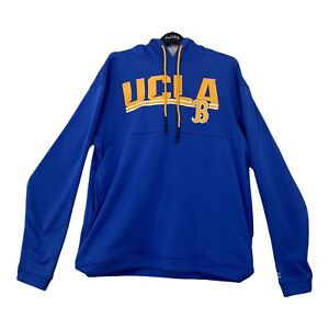 *NEW* Champion UCLA Bruins Men's Pullover Hoodie Sweater