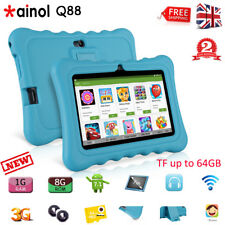 7″INCH KIDS ANDROID 7.1 3G TABLET PC QUAD CORE WIFI Dual Camera CHILDREN 1+8GB