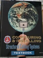 Configuring and Installing Structured Cabling Systems Textbook NAJTC Electrical