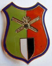 Insigne variante émail Commandement d'Artillerie 1° CA Armée Metz ORIGINAL