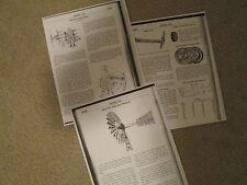 Axtell Ever Oiled Windmill Descriptive Guide & Diagrams