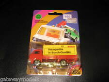 SIKU 1/55 MAN-VW LORRY TRUCK WITH AWNING   QUALITY MODEL MADE IN GERMANY 1625