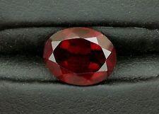 10x8 Oval Garnet Gem Stone Gemstone Natural 10mm x 8mm