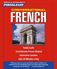 Conversational French ' Pimsleur