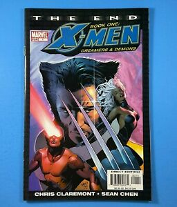 X-Men the End #1 Book 1 Dreamers and Demons Marvel Comics 2004 Chris Claremont