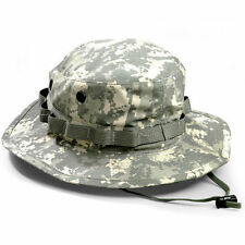 TACTICAL SWAT MILSPEC BOONIE HAT MILITARY SNIPER HUNTING FISHING CAP -digital
