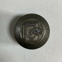 Vintage The Citadel Military College The Brigadier Century Club Die Seal Stamp