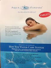 AquaFinesse Hot Tub Water Care System
