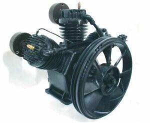 SCHULZ AIR COMPRESSOR PUMP -SCHULZ MSW60 MAX  TWO STAGE - 15 HP 175 PSI
