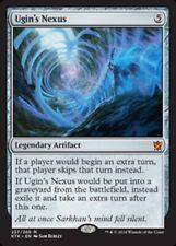 Ugin's Nexus x4 NM Magic the Gathering 4x Khans of Tarkir mtg card lot