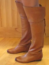 Womens Over the Knee Bershka Boots - size 38 EU (size 7.5 US)