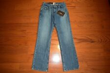 URBAN UP- LOW RISE BOOT CUT Blue Jeans - Men Size 30 x 34 - New With TAG