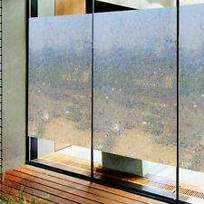 3D Window Film Rainbow Reflective Decorative Privacy Static Clings Glass Sticker