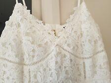 lace Ivory Dress with inbuilt petticoat