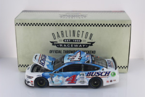 Kevin Harvick 2020 Busch Beer Darlington Throwback 1/24 Die Cast SHIPS BY 2/5