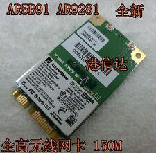 Atheros AR9281 AR5B91-X Wlan Card 802.11GN 150M Mini PCI-E card