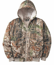 Cabela's Men's Insulated 100 GRAM Bowhunter Silent Zonz Woodlands Hunting Jacket