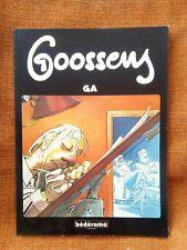 GOOSSENS GA - bédérama - eo 1980