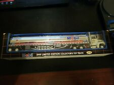 BOXED Mobil 1999 Limited Edition COLLECTOR'S TOY TRUCK