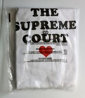 BRAND NEW FUCT SUPREME COURT TEE WHITE RARE SOLD OUT