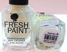 FRESH PAINT Fresh Paint Professional Nail Lacquer 55AFBG SUGAR CRUSH HOLOGRAPHIC