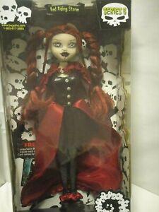 """Red Riding Storm"" Bleeding Edge Doll"