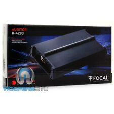 Amplificateur Rip4280 Focal Auditor 4 Canaux