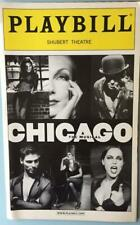Chicago Playbill  Amy Spanger  Stephanie Pope  Michael C. Hall Rob Bartlett 2002