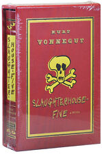 Kurt Vonnegut-SLAUGHTERHOUSE FIVE (2011)-EASTON PRESS SIGNED LTD-STILL SEALED!