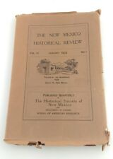 Historical NEW MEXICO REVIEW, Es-Kim-in-Zim, Jicarilla Summer Vol. 1, 1929