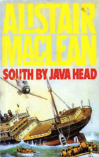 South By Javahead - Alistair MacLean Audio Book MP 3 CD Unabridged 11 Hrs
