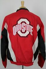 Ohio State Buckeyes Vintage 90's Champion Windbreaker Jacket Large