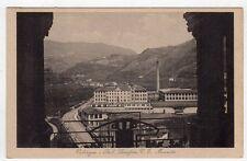 cartolina postcard - LIVORNO CANTIERE ORLANDO