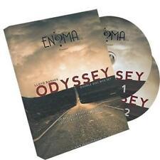 Odyssey (2 DVD set) by Lloyd Barnes and Enigma Ltd. - DVD - Magic Tricks
