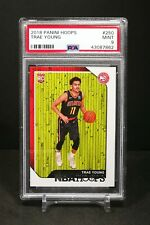 Trae Young Rookie PSA 9 NBA Hoops #250 NBA Basketball Card 2018